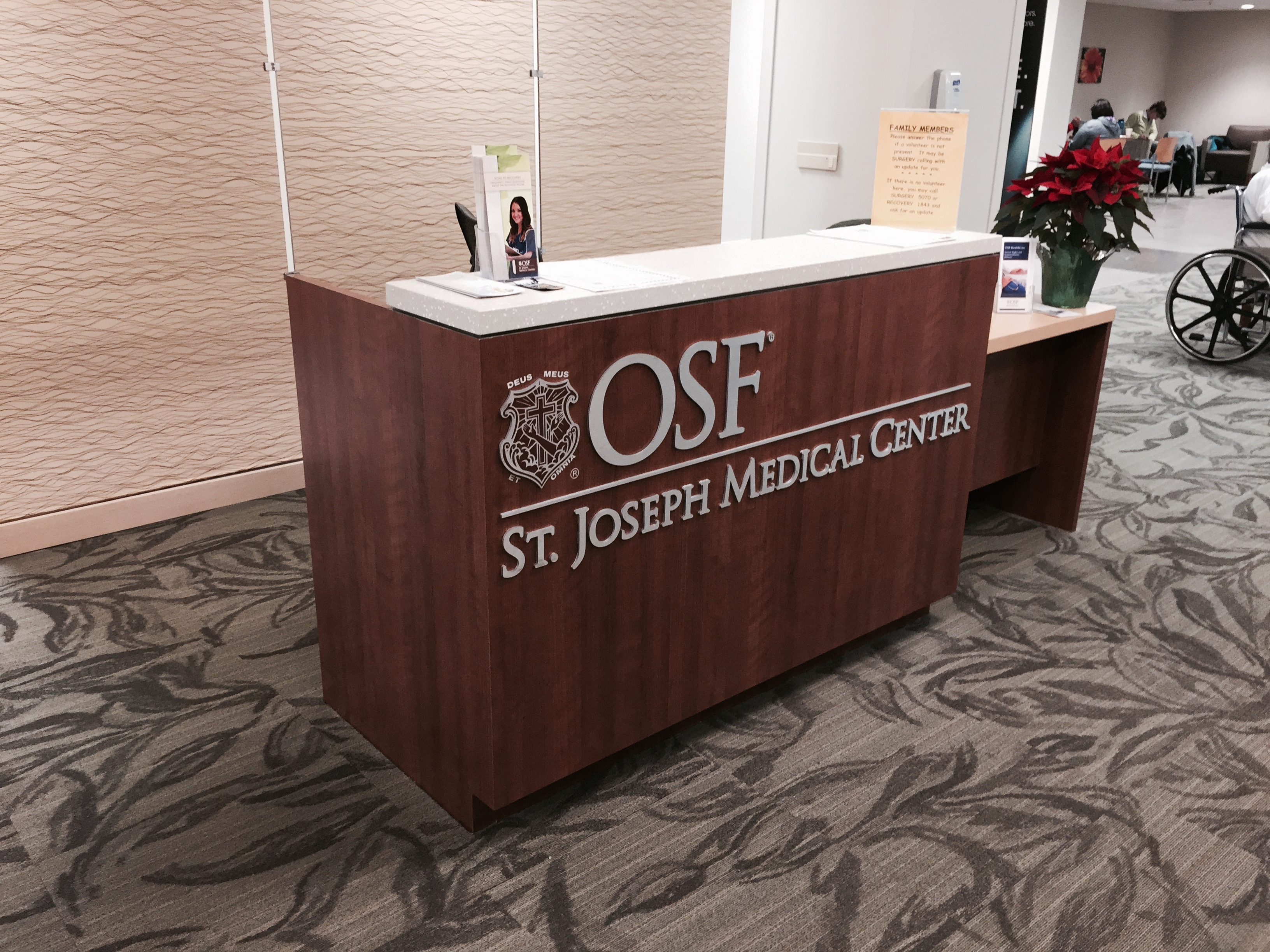 OSF St. Joesph Medical Center