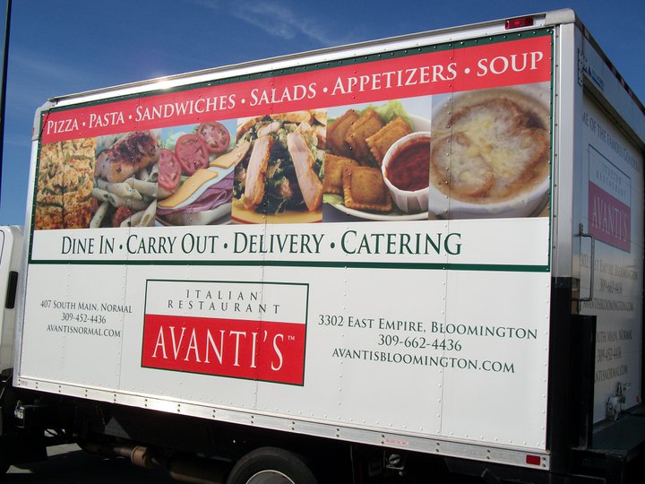 Avanti's Italian Restaurant