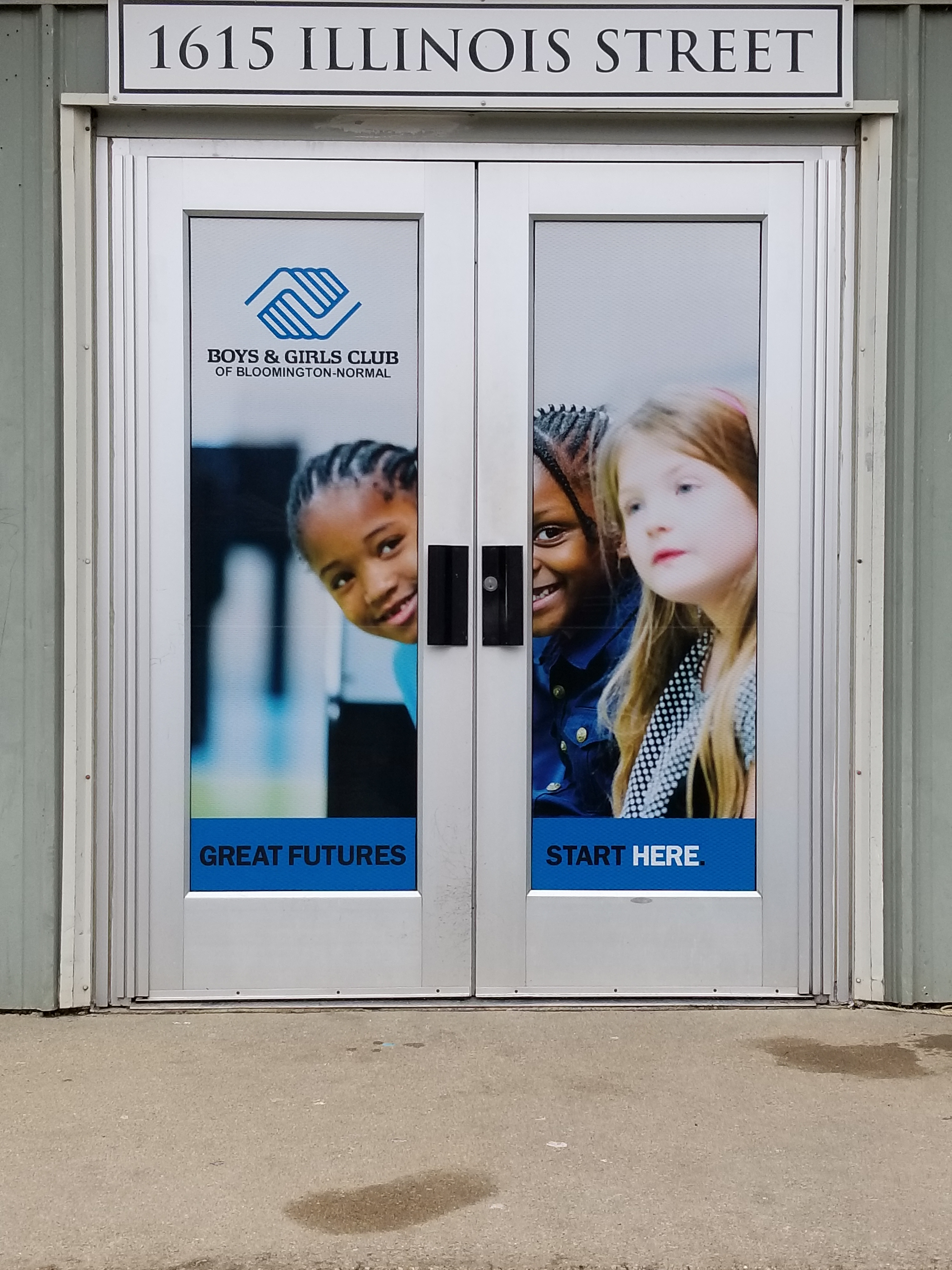 Boys and Girls Club - Bloomington, IL