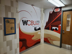 WCBU Radio