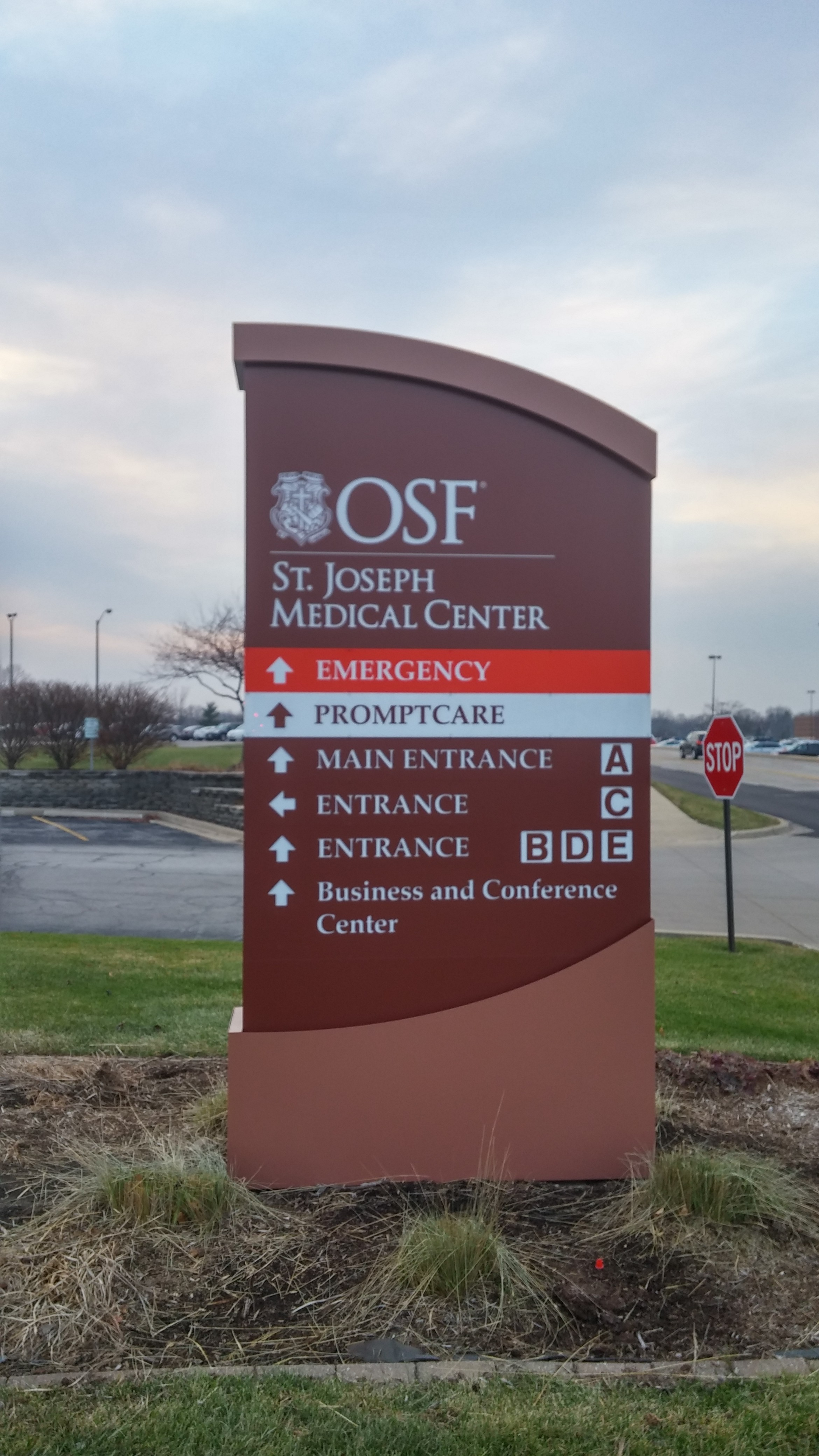 OSF St. Joseph Medical Center