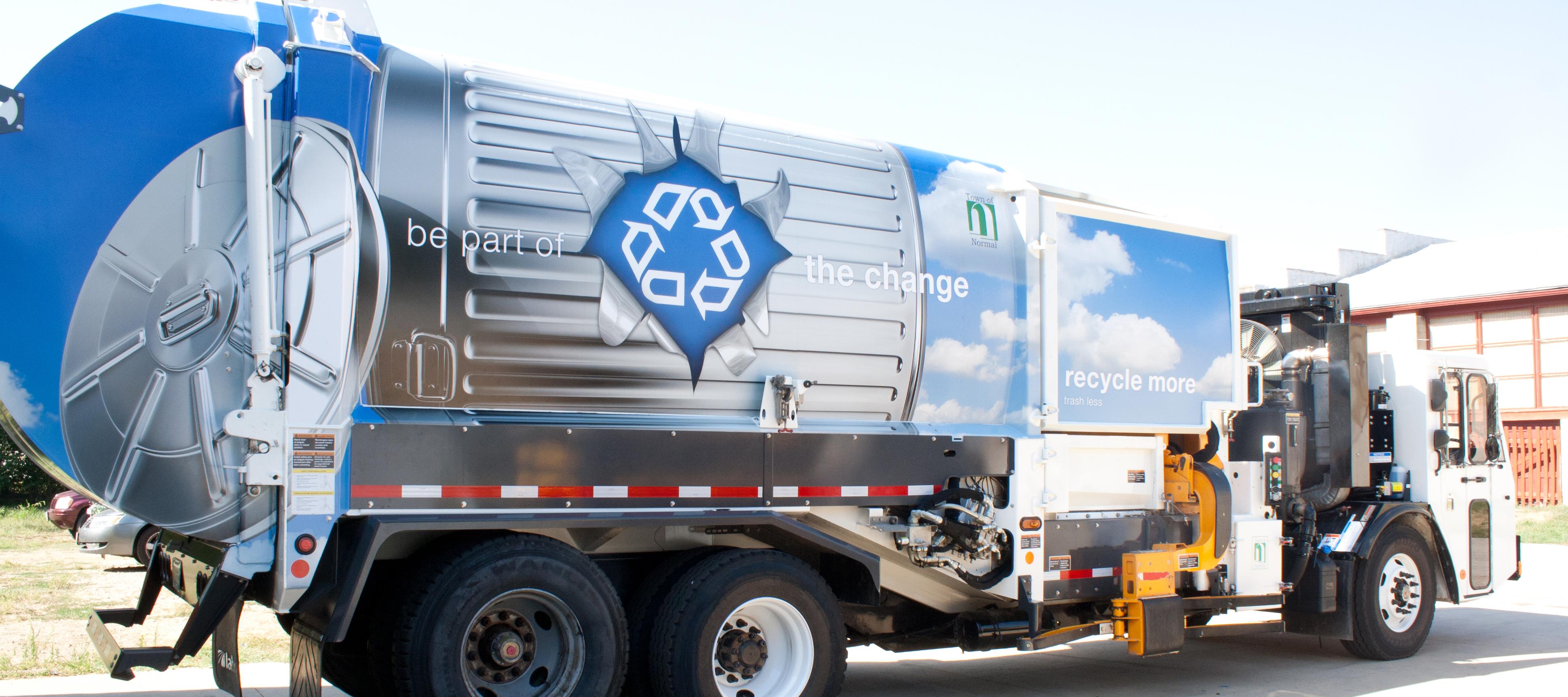 Large Vehicle Wrap Bloomington Central I
