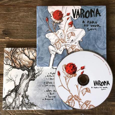 CD Packaging Design & Illustration