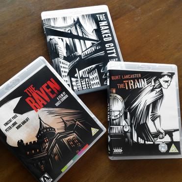 Blu-ray Packaging Design