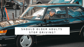 Should Older Adults Stop Driving?