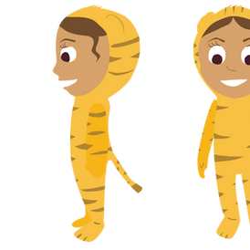 Tiana the Tiger full turnarounds.png