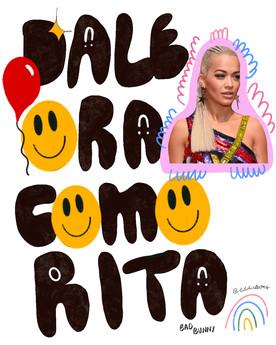 Dale Ora como Rita