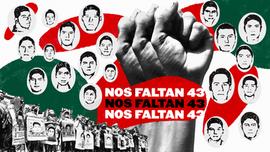 1 year annivesarsy of 43 mexican students gone missing - Noticias Telemundo