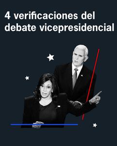 Fact checking the vicepresidential debate - Noticias Telemundo