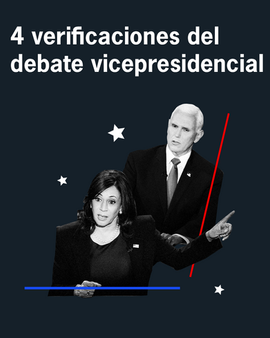 Fact checking the vicepresidential debate - Noticias Telemundo