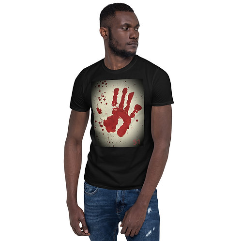51 The Series Handprint Short-Sleeve Unisex T-Shirt