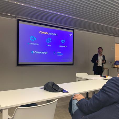 ConsolFreight Events: Blockchain2020 Meetup