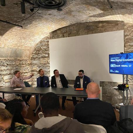 New Digital Economies Through Blockchain