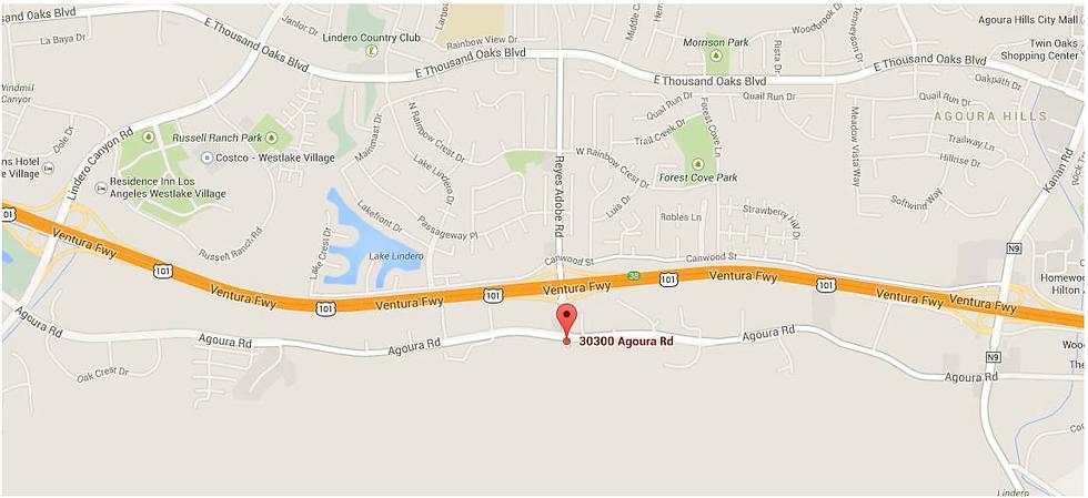 I.O. Solutions. Location Map - San Fernando Valley, Santa Clarita Valley, LA County