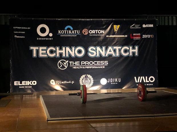 Techno Snatch 17.11.2020