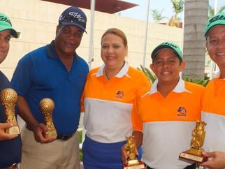 Montero – Bell y el binomio padre e hijo Enrique – Kevin Rodríguez campeones del III Torneo de ADOCO