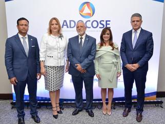 ADOCOSE realiza almuerzo en el que resalta bondades del Sistema Dominicano de Seguridad Social