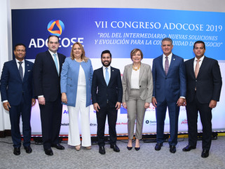 """Realizaron con Éxito VII Congreso ADOCOSE """"Rol del Intermediario: Nuevas Soluciones y Evolución para"""