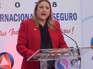 Palabras de la Presidenta de la Asociación Dominicana de Corredores de Seguros (ADOCOSE), Eloisa Muñ