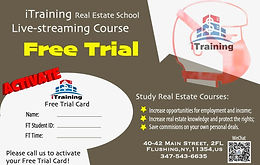Free Trial! William Bih Live-Stream Real Estate Lesson! Highly Recommended!