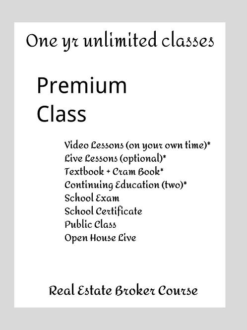 Broker - Premium Class