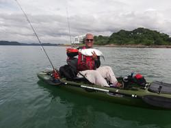 Baby Tarpon - Panama Bay