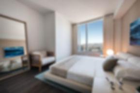 Modern Bedroom Condo