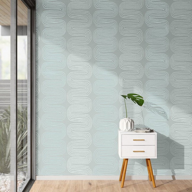 Removable Wallpaper - A Renters Relief