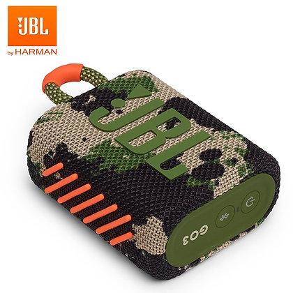 JBL GO 3 Portable Waterproof Mini Speaker Outdoor Speaker