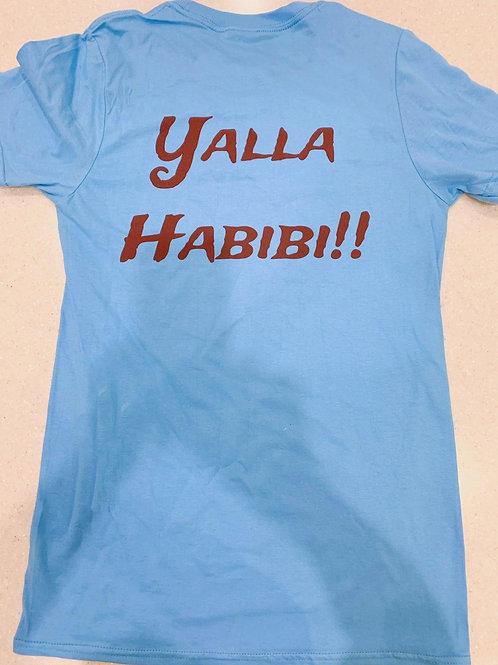 Natalie's Yalla Habibi T-Shirt