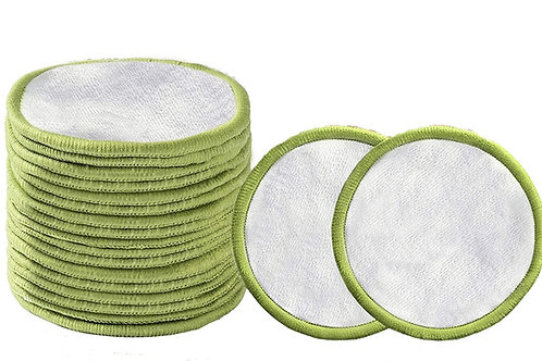 Reusable Bamboo Face Pads