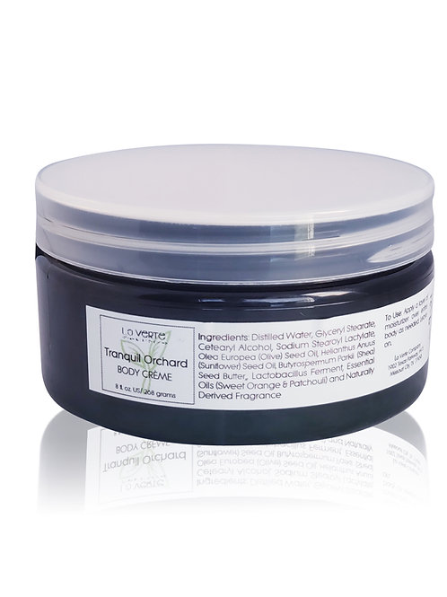 Tranquil Orchard Body Creme