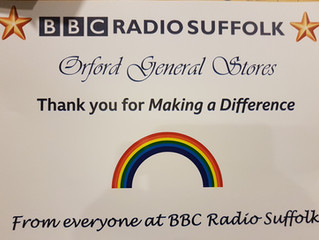 BBC Radio Suffolk.