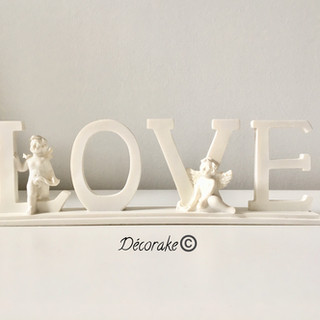 Small Cupid Love Sign