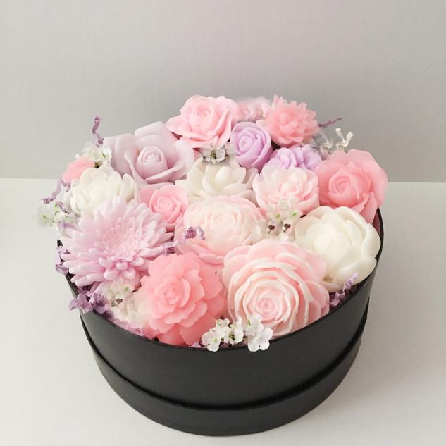 Flower Soap Box