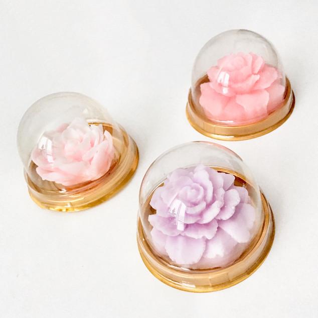 Flower Soap Favor
