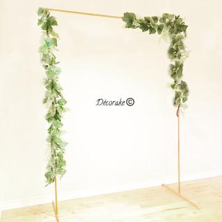 Copper Arch - 5ft W x 7ft H
