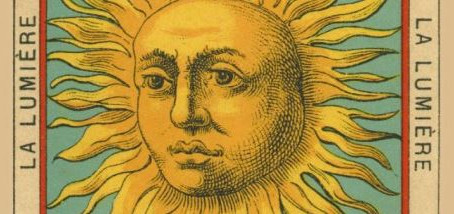Carta do Tarot - O Sol