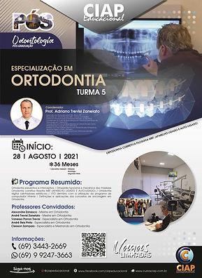 Especialização em Ortodontia  Stories -