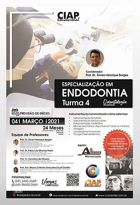 Especialização em Endodontia - Reformula