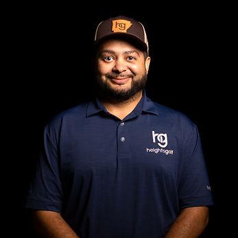Golf Pro Jason McFarland