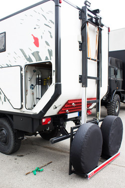 Bremach T-Rex Expedition Truck 08