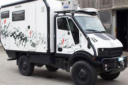 Bremach T-Rex Expedition Truck 06