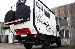 Bremach T-Rex Expedition Truck 01