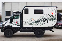 Bremach T-Rex Expedition Truck 03