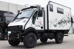 Bremach T-Rex Expedition Truck 04