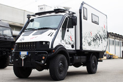 Bremach T-Rex Expedition Truck 05