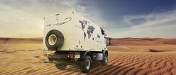 Expedition Truck Landscape 06