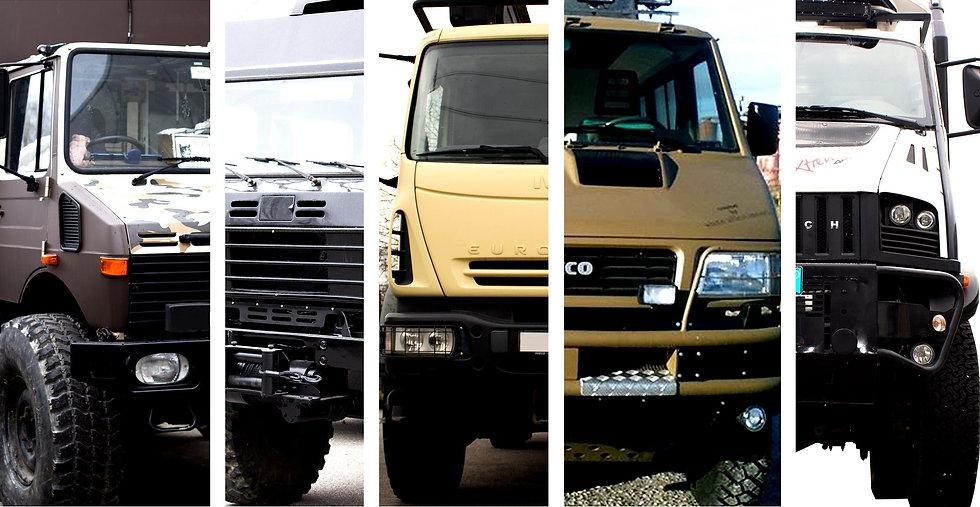 veicoli in vendita e parti di ricambio