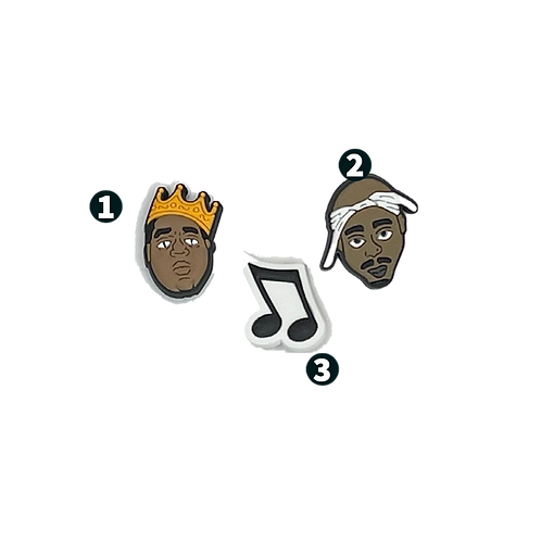 Hip Hop Charms